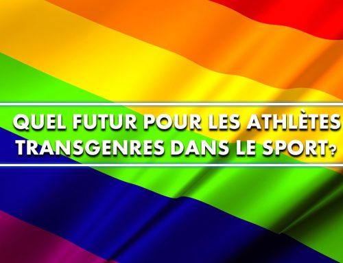 Quel futur pour les athlètes transgenres dans le sport ?