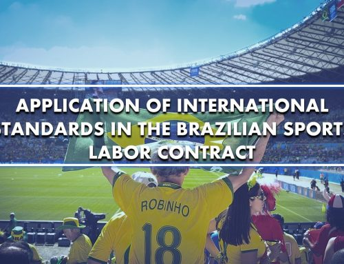 Application of international standards in the Brazilian sports labor contract