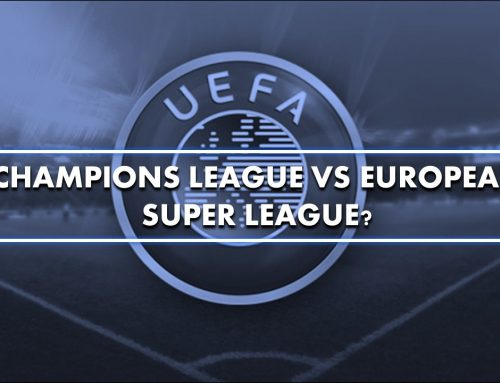 Champions League vs  European Super League?