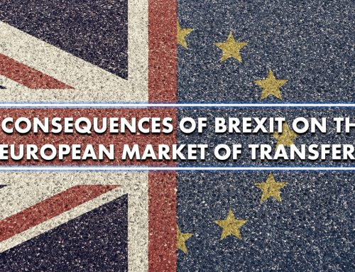 Consequences of Brexit on the European market of transfers