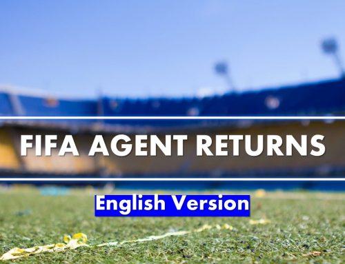 FIFA Agent returns