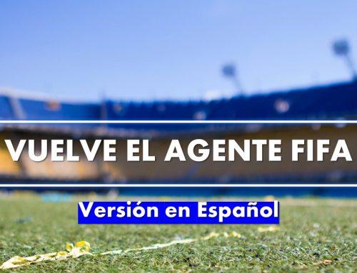 Vuelve el Agente FIFA