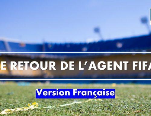 Le retour de l'Agent FIFA